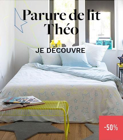 Parure de lit Théo