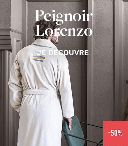 Peignoir homme Lorenzo
