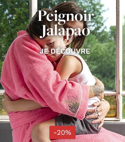 Peignoir femme Jalapao