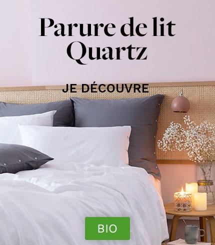Parures de lit Quartz