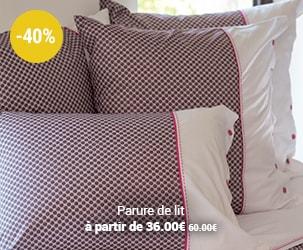 parure de lit et linge de lit de qualit pour adolescents carr blanc. Black Bedroom Furniture Sets. Home Design Ideas