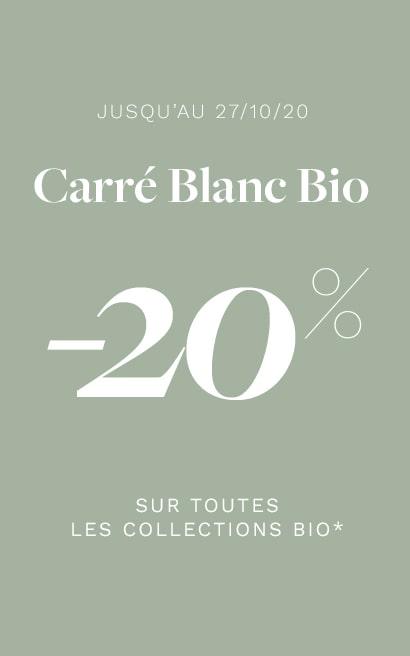 Carré Blanc Bio