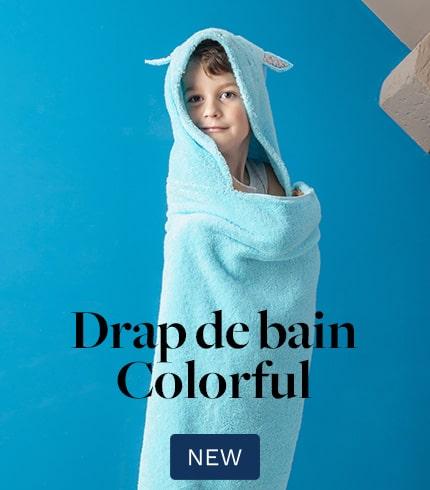 Parure de bain Colorful