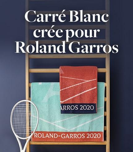 Serviettes officielles Roland Garros 2020