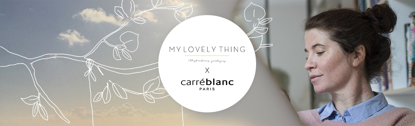 My Lovely Thing : la tendre collaboration du moment
